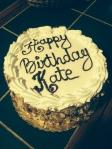 My yummy cake!
