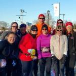 Pre-Race - 27 degrees - March 29th!